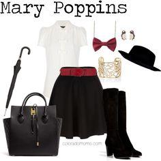 Disney Fashion - Mary Poppins