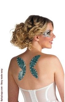 Fairy Wings Tattoo  $5.60
