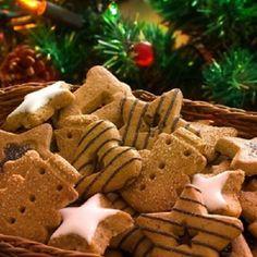 Christmas cookies with Rooibos tea