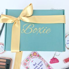 This @teenboxie launches tomorrow! Go give them a follow & read my review