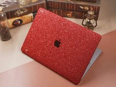 """Glitter MACBOOK Case / Cover Air Pro Bedazzled Bling 11"""" 12"""" 13"""" 15"""" 1 – ZoeCrystal.com"""