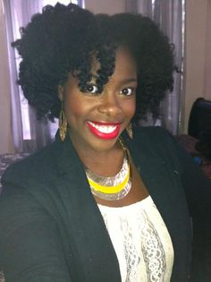 Can I tell you how much I love my hair!? Taking care of my natural hair is extremely important to..