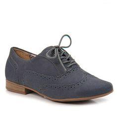 23873beba Sapato Feminino Bottero em Couro Oxford Vazado - Lojas Renner   shoes