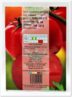 Seminte tomate DIAPLANT.