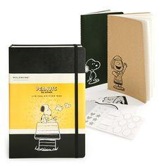Gift Box Peanuts | Loja do Moleskine
