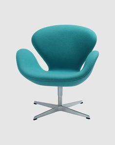 Swan Chair, Arne Jacobsen for Fritz Hansen