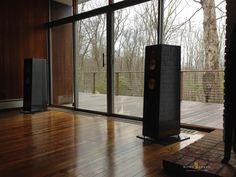Mono and Stereo High-End Audio Magazine: Zellaton Grand speakers installation