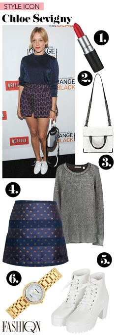 Style Icon: Chloe Sevigny
