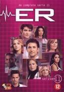 E.R. - Seizoen 11, (DVD) (DVD) - DVD - Film - TV-series