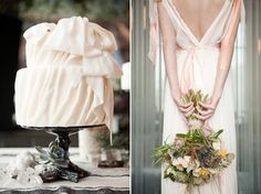NYC Rustic Modern Wedding Inspiration