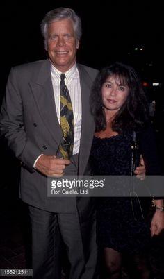Fotografia de notícias : Actor Doug McClure attends the party for Jay...