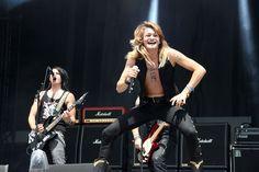 Kissin' Dynamite – Hannes Braun (5/12) – laut.de – Foto