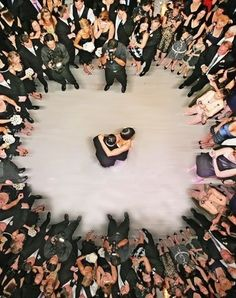 How to Design Your Wedding for Drone Photography #dronephotographywedding
