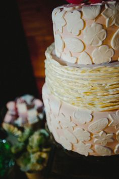 Scrumptious looking cake // photo by AlfredandEmma.com ~#repinned by Lori Cole for California Bridal Eventz