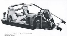 ford gt 40 frame - Google Search
