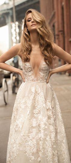 Berta Wedding Dress Collection Spring 2018 - Belle The Magazine