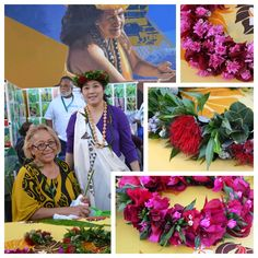 Happy LEI Day. Sharing a message of LOVE and ALOHA. Remember to send someone you love some flowers, they'll appreciate it.
