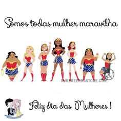 We are all Wonder Women! Damas Fitness, Peace Love And Understanding, Pin Up, Facebook Cover Images, Happy Week End, Mother Daughter Quotes, Girls Braids, Happy Women, Uplifting Quotes