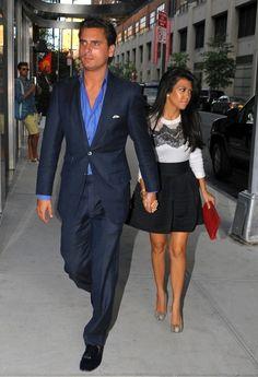 51fe630efd Scott Disick and Kourtney. Love them Kardashian Family