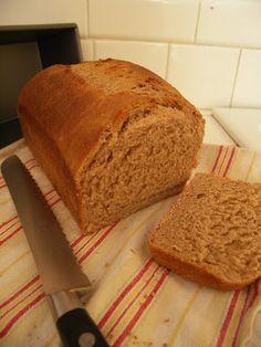Sourdough Honey-Whole Wheat Bread | heartland Renaissance