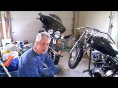 More of how to DIY Harley: Jim's Harley Davidson Frankenstein Project. Harley Davidson Dresser