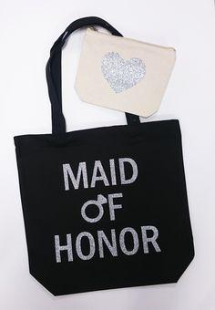 Tote Bag - Maid Of Honor Diamond Ring Tote Bag