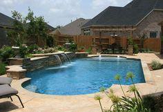 Contemporary Swimming Pools Design 35