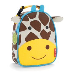 Zoo Lunchies insulated lunch bags $14 will use to carry healthy breakfast to work  plus it makes me smile!