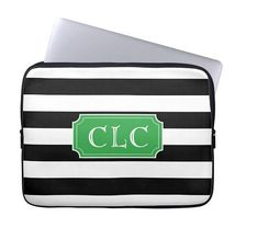Personalized Laptop Sleeve Design your Own for Macbook, iPad, iPad mini by LoveyDoveyCreations
