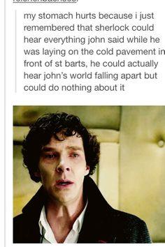 Sherlock Feels!