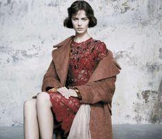 visual optimism; fashion editorials, shows, campaigns & more!: misère deluxe: marta dyks by timur celikdag for l'officiel paris september 2013