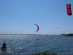 Kitesurfen in Ludwigsburg