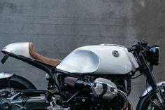 Deus Ex Machina x BMW Heinrich Maneuver R nineT » Retail Design Blog