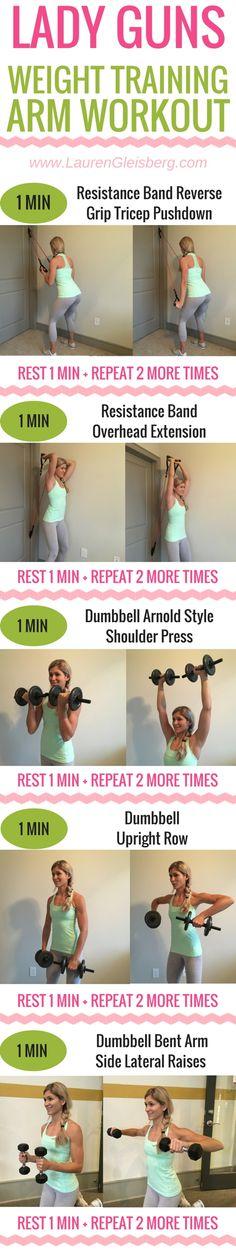 #LGFitmas Challenge: Shoulders + Triceps (W2D3) – Lauren Gleisberg - Home Workout
