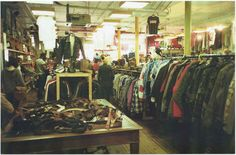 And the Northern Quarter is a vintage-lover's paradise | vintage shopping manchester