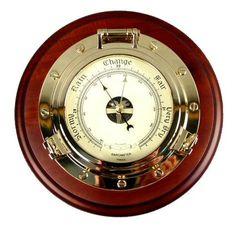 Porthole Barometer