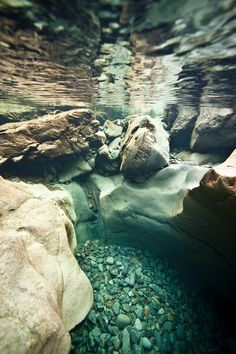 The Real Fairy Pools, Glen Brittle, Isle of Skye, Scotland....