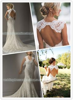 do you love the lace back?