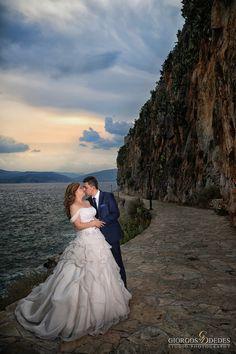Wedding photography in Nafplio