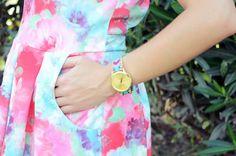 Mi Vestido Azul |Fashion Blogger | Un canotier para dos | http://mivestidoazul.com