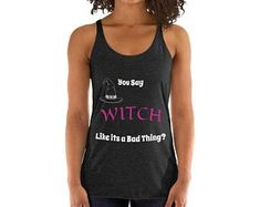 Funny t-shirts and tanks by MommaMoonGoods on Etsy