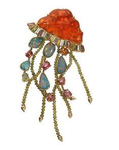 Jellyfish  Dior Joaillerie