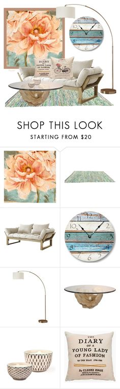 """""""Have a Wonderful May/June Week """" by ragnh-mjos ❤ liked on Polyvore featuring interior, interiors, interior design, home, home decor, interior decorating, Fresh Futon, Bambeco and Kate Spade"""