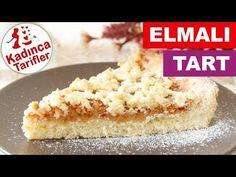 Elmalı Tart Tarifi   Elmalı Tart Nasıl Yapılır   Kadınca Tarifler - YouTube