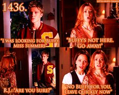 No Buffy for you!