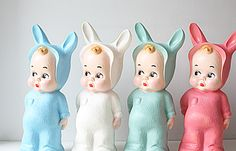 Baby Lapin Lamps