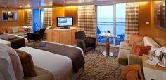 Celebrity Cruises - Suites