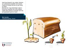 Een circulair broodconcept Bert Jacobs - Universiteit Antwerpen