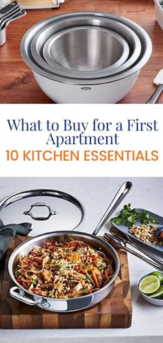 So, your college student has their first real kitchen and, aside from the sample sized bottle of dishwashing liquid, there's not much there. Where to start? Here are the 10 kitchen essentials I would buy for a beginner cook. College Gifts, Scholarships For College, College Students, High School Life, Real Kitchen, Raising Teenagers, Cooking For Beginners, College Classes, Dishwashing Liquid