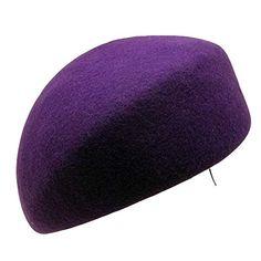 CLASSIC Wool Felt Women Fascinator Pillbox Hat Ellipse56cmBlack Navy Green